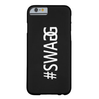 #SWAG / SWAGG Funny, Trendy, Cool Internet Quote iPhone 6 Case