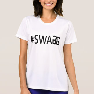 #SWAG / SWAGG Funny & Trendy, Cool Ladies Tee