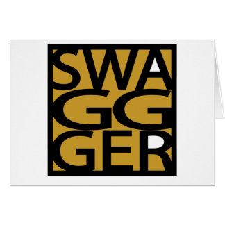 Swag, Swagger, GG Card