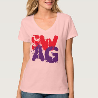 SWAG t-shirt designer gift idea