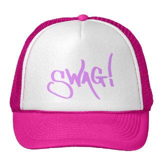 Swag Tag - Pink Hats
