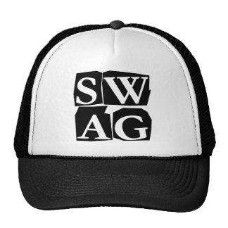 swag trucker hat