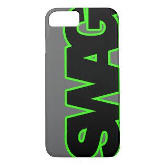 SWAG verde de neón Funda iPhone 7