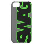 SWAG verde de neón Funda Para iPhone 5C