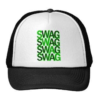 Swag - verde gorras