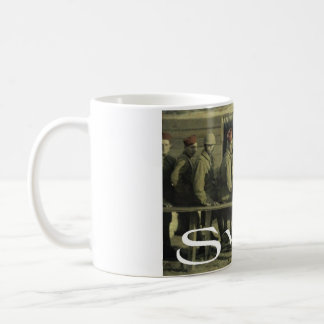 Swag! Zouaves in the Great War Coffee Mug