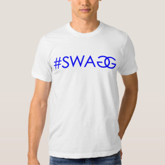 #SWAGG (Blue) T-Shirt
