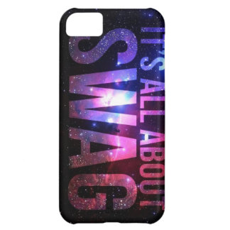 swagg iPhone 5C case