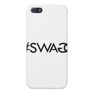 SWAGG, #SWAGG iPhone SE/5/5s CASE