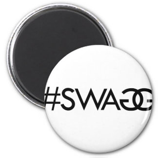 SWAGG, #SWAGG FRIDGE MAGNET