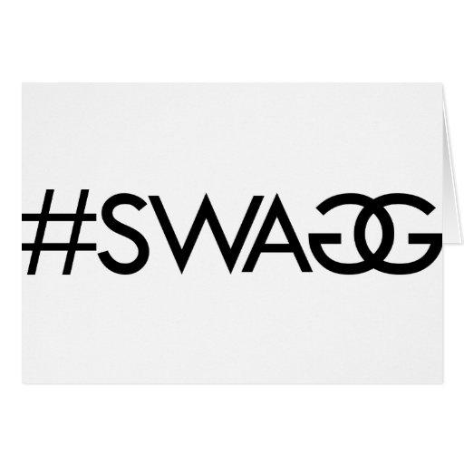 SWAGG, #SWAGG TARJETA