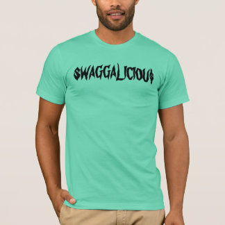 SWAGGALICIOU$ MINT T-SHIRT