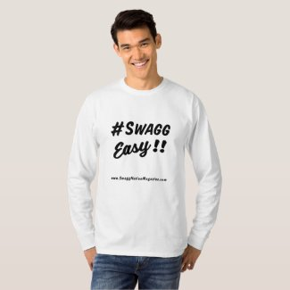 #SwaggEasy!! Long Sleeve T-Shirt