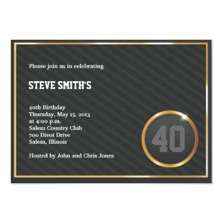 """Swagger Party Invitation 5"""" X 7"""" Invitation Card"""