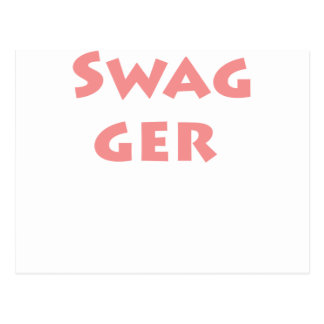 Swagger Postcard