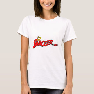 SwaggerTV-COM-red T-Shirt
