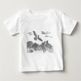 Swainson's Hawk Baby T-Shirt