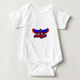 swajaeaglelogo baby bodysuit