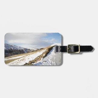 Swaledale Snow Bag Tag