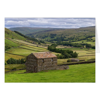 Swaledale, The Yorkshire Dales Card