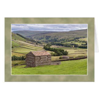 Swaledale, The Yorkshire Dales Greeting Card