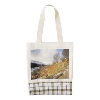 Swaledale Zazzle HEART Tote Bag