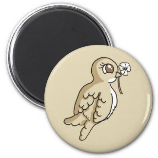 Swallow 2 Inch Round Magnet