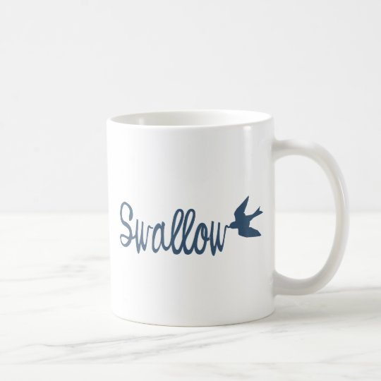 Swallow Bird Coffee Mug