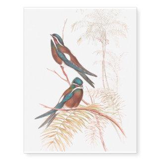 Swallow Birds Wildlife Animals Tattoo