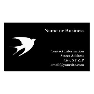 Swallow Business Cards