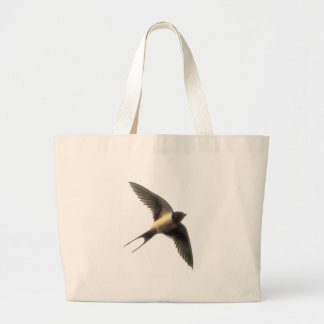 Swallow Clear Canvas Bags