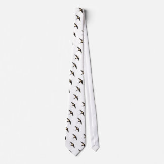 Swallow Clear Neck Tie