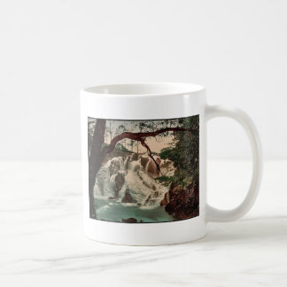 Swallow Falls II, Fairy Glen, Bettws-y-Coed (i.e. Classic White Coffee Mug