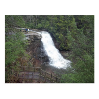 swallow falls postcard