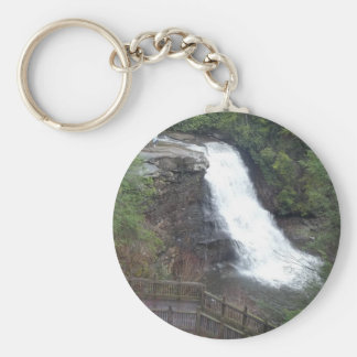 Swallow falls state park in Maryland Keychain