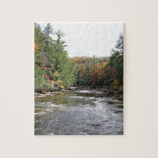 Swallow Falls State Park Jigsaw Puzzle