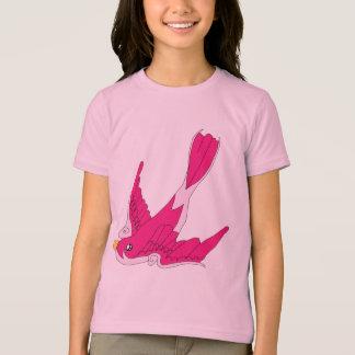 Swallow Girl Ringer T-Shirt