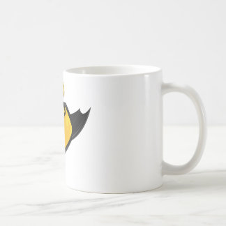 Swallow Girl Superhero Logo Coffee Mug
