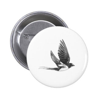 Swallow in flight button