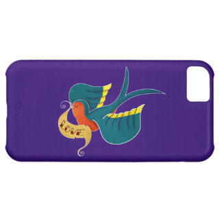 Swallow in Love Cover For iPhone 5C