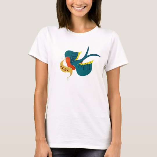 Swallow in Love T-Shirt