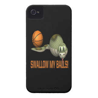 Swallow My Balls iPhone 4 Cover
