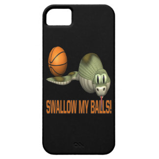 Swallow My Balls iPhone SE/5/5s Case