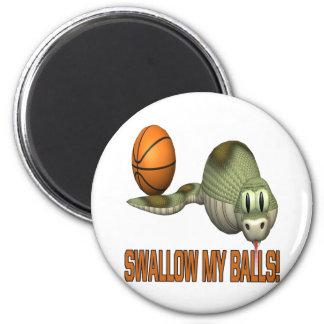 Swallow My Balls Magnet
