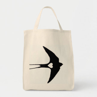 Swallow My Heart Tote Bag