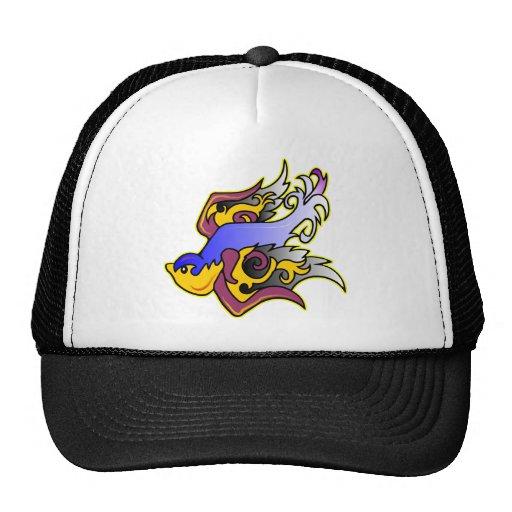 Swallow Old Skool Tattoo Trucker Hat