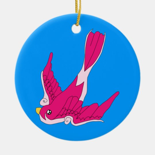 Swallow Ornament