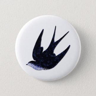 swallow paper cut (free) pinback button