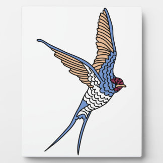 SWALLOW PHOTO PLAQUES