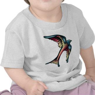 Swallow Camisetas